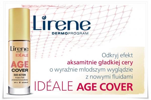 IDÉALE AGE COVER – odkryj efekt aksamitnie gładkiej cery  o wyraźnie młodszym wyglądzie