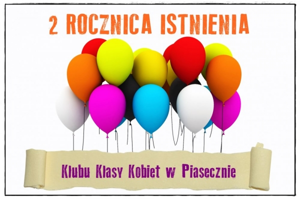 Specjalne, rocznicowe spotkanie w Klubie Klasy Kobiet w Piasecznie