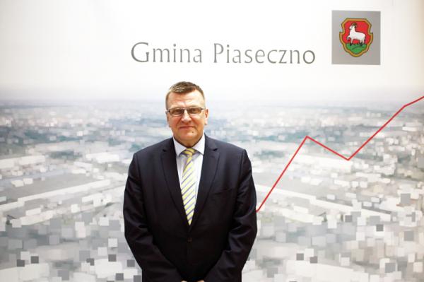 Nowy przewodniczący Rady Oświatowej w Piasecznie