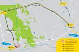 Komunikat o utrudnieniach - Budowa mostu w Julianowie