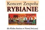 Koncert zespołu RYBIANIE w Nowej Iwicznej