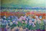 Na łąkach malowane - wystawa malarstwa w Impresji