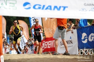 Garmin Iron Triathlon 2015 w Piasecznie