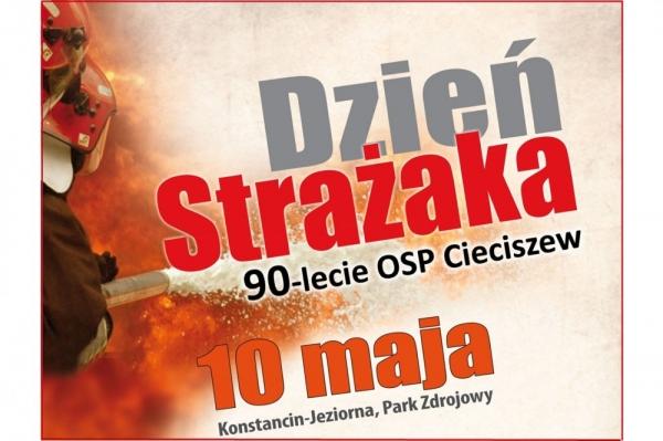 Dzień strażaka w Konstancinie-Jeziornie
