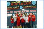 Puchar Świata z 4. medalami KS X Fight