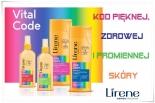 Lirene Vital Code - kod pięknej, zdrowej i promiennej skóry
