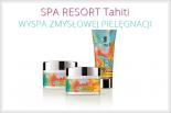 SPA Resort Tahiti - WYSPA ZMYSŁOWEJ PIELĘGNACJI