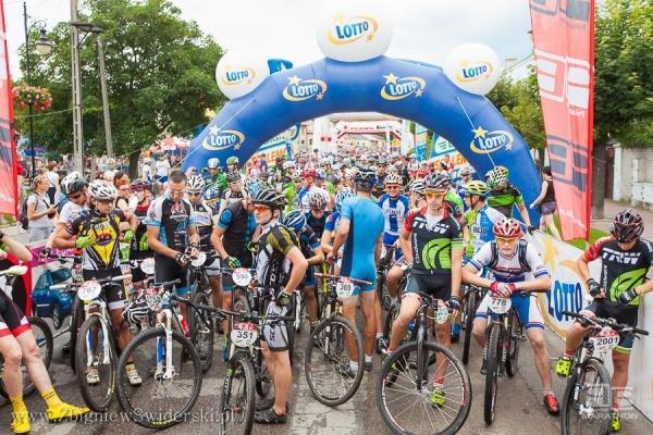 LOTTO Poland Bike Marathon: Góra Kalwaria do zdobycia