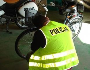 Oznakuj swój rower w Konstancinie