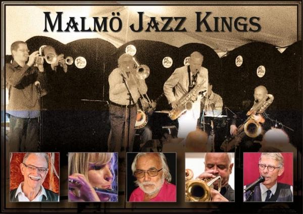 Koncert Malmö Jazz Kings