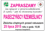 Piaseczyńscy rzemieślnicy - Spacer z Przewodnikiem