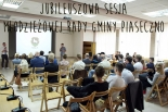 JUBILEUSZOWA SESJA Młodzieżowej Rady Gminy Piaseczno