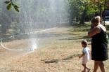 Kurtyny wodne w Parku Zdrojowym