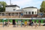 Przebudowa linii kolejowej w Piasecznie