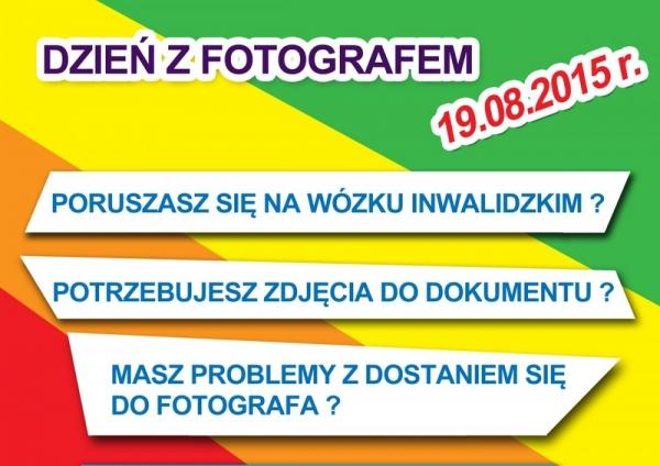 Punkt Informacji Europejskiej - dzień z fotografem