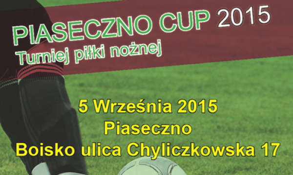 Piaseczno Cup 2015