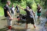 Podsumowanie akcji - Wyciąganie wraka z Jeziorki
