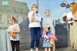 NAJPIERW BADANIE PÓŹNIEJ TRENOWANIE - piknik w Piasecznie
