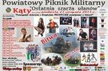 Powiatowy Piknik Militarny w Kątach