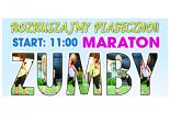 Maraton zumby na rynku w Piasecznie