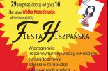 Fiesta Hiszpańska w Wólce Kozodawskiej