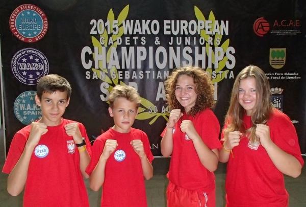 3 brązowe medale zawodników KS X Fight Piaseczno
