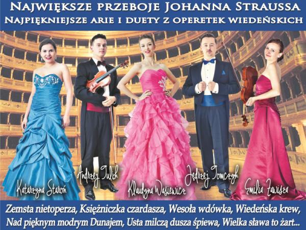 Koncert wiedeński w Piasecznie