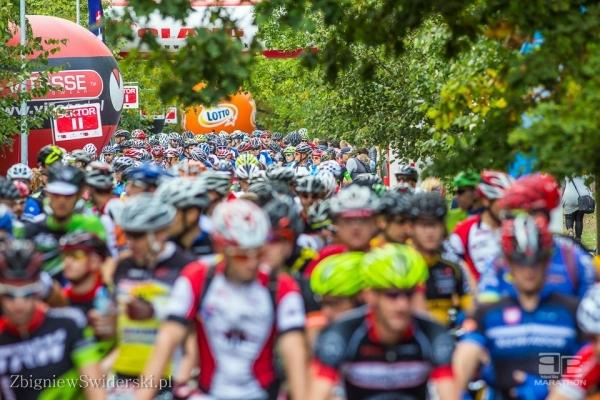 LOTTO Poland Bike Marathon w Konstancinie-Jeziornie