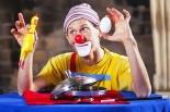 Wyrusz w świat zabawy z klaunem Rufi Rafi – bezpłatne spotkanie dla dzieci w CH Auchan