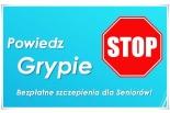 GRYPA - bezpłatne szczepienia dla Seniorów w gminie Lesznowola