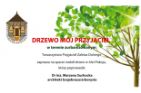 Drzewo mój przyjaciel w terenie zurbanizowanym - spotkanie w Zalesiu Dolnym