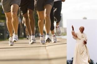 IX Otwarty Bieg Papieski w Habdzinie