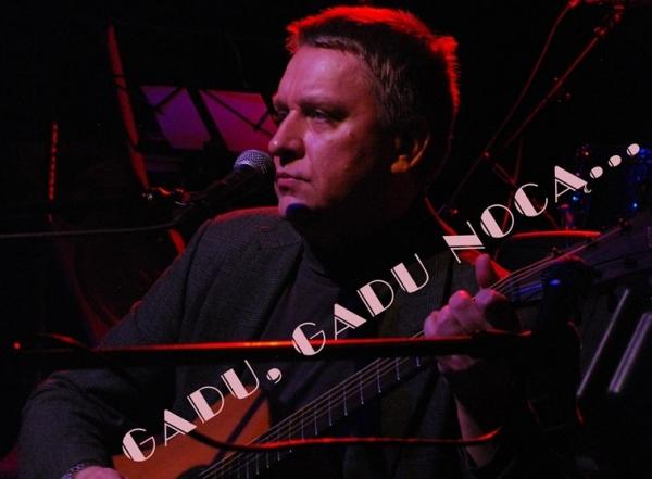Gadu, gadu nocą… - koncert Sławomira Kosińskiego