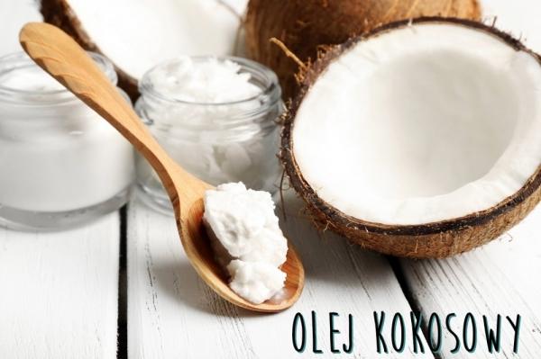 Olej kokosowy - cud prosto z natury!