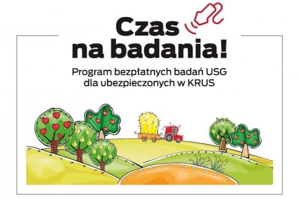 Bezpłatne USG dla Rolników