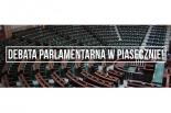 Debata Parlamentarna w Piasecznie