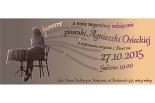 Koncert piosenek Osieckiej w Piasecznie