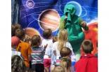 Wyrusz w kosmiczną podróż! – bezpłatny spektakl dla dzieci w CH Auchan