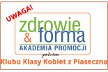 Akademia Promocji Zdrowia i Formy gościem Klubu Klasy Kobiet z Piaseczna