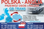 gb-trans busy z polski do anglii