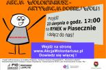 AKCJA WOLONTARIUSZ - Aktywacja Dobrej Woli