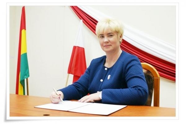 Iwona Pajewska-Iszczyńska II Zastępcą Wójta Gminy Lesznowola