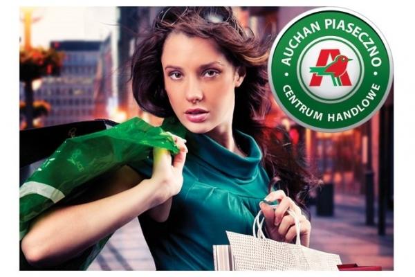 Upoluj niecodzienne okazje w CH Auchan!