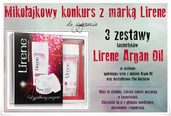 Mikołajkowy konkurs z marką Lirene