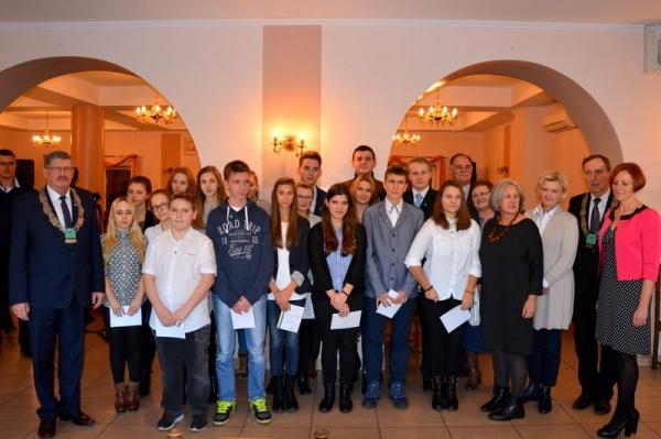 Zaprzysiężenie Młodzieżowej Rady Gminy Góra Kalwaria