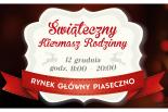 Świąteczny Kiermasz Rodzinny w Piasecznie - zaproszenie dla wystawców