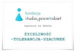 ŻYCZLIWOŚĆ-TOLERANCJA-SZACUNEK - debata w Piasecznie