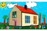 Otwarcie Domów Dzieci w Łbiskach