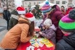 Happening Mikołajkowy  w Piasecznie