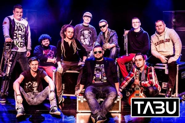 Koncert zespołu TABU w Hydrozagadce